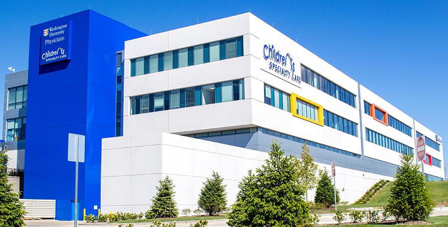Barnes-Jewish St. Louis Children's Hospital Specialty Care ...